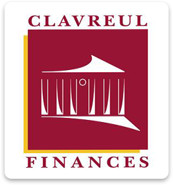 Clavreul Finances Logo